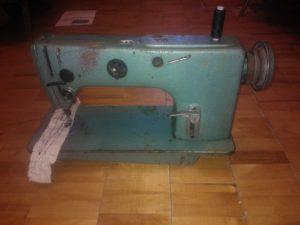 Профилактика и замена запчастей швейной машины 1022 класса