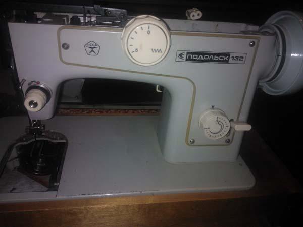 Ремонт швейной машины Подольск 132