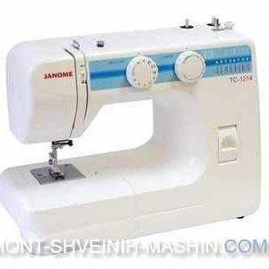 Швейная машина Janome ТC 1214
