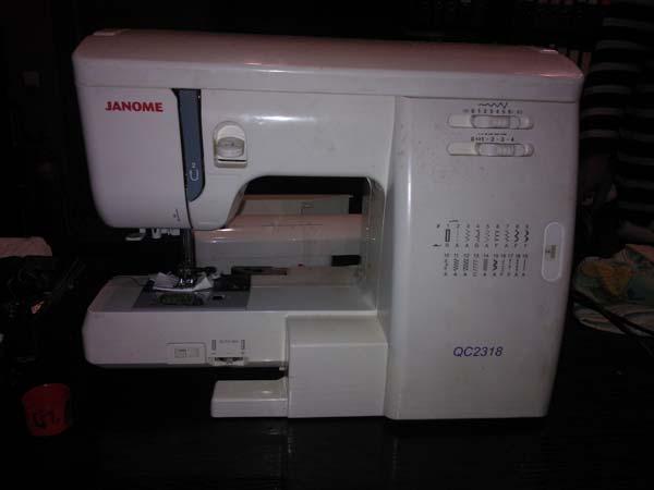 Janome QC 2318